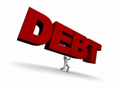 growing a business with debt from loans